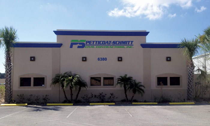 Petticoat-Schmitt Civil Contractors Moves to a New Office