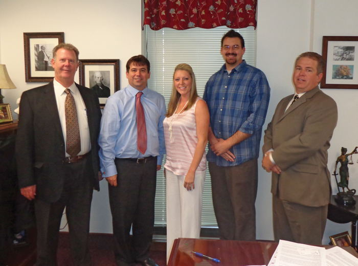 SUCA Visits Lawmakers in Tallahassee