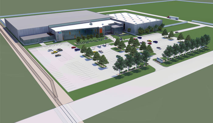 Bobcat Breaks Ground on $20 Million Bismark Acceleration Center