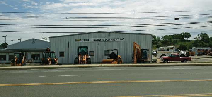Groff Tractor & Equipment Buys Assets of Vernon E. Stup Co.