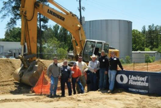 NUCA of the Carolinas Holds Auger Boring School
