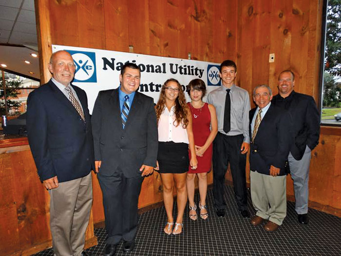 NUCA of Connecticut Awards Annual Scholarships