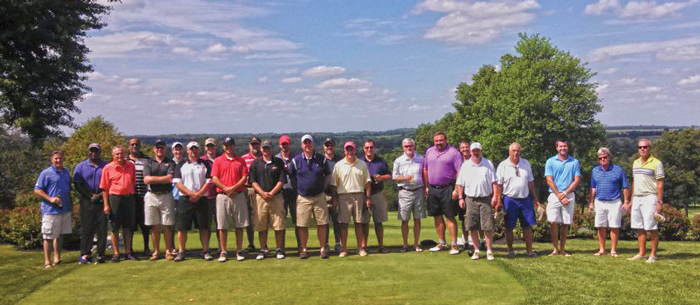 NUCA of Ohio Hosts Annual Golf Outing