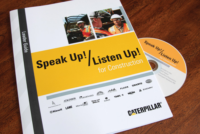 Caterpillar Collaborates with Construction Industry Leaders to Customize Safety Resource