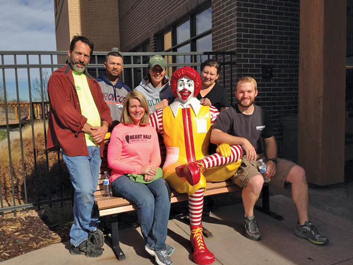 Ronald McDonald House and NUCA