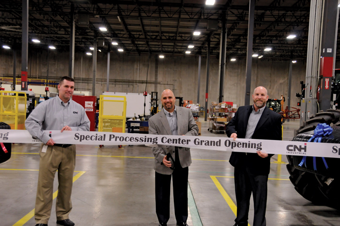 CNH Industrial Parts & Service Unveils Third Location in Lebanon, Indiana