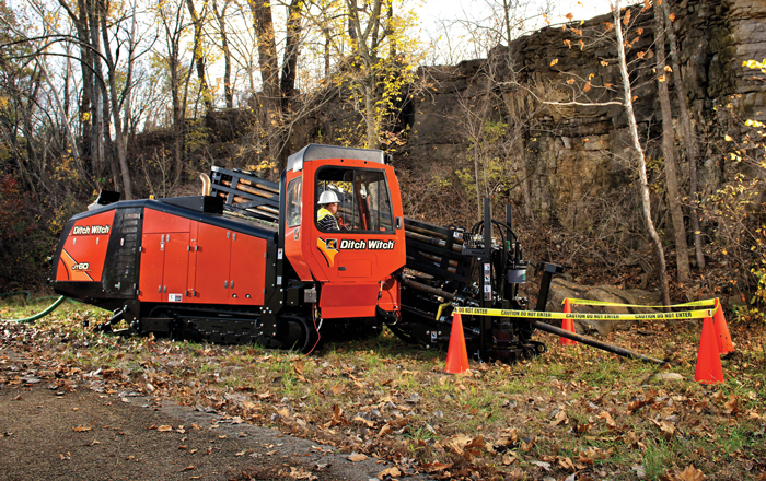 ditch witch fx30 parts manual