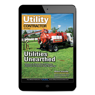 Did You Know that Utility Contractor Has an App?