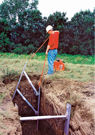 Trench Shielding Helps Alleviate the Painful Expenses of Excavation Work