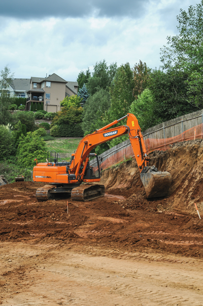 Keep Your Excavator Working at Its Peak Performance