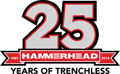 HammerHead Trenchless Equipment Celebrates 25th Year