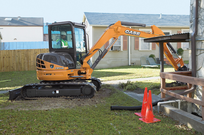 Selecting the Right Compact Excavator Tracks for Each Jobsite