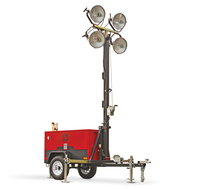 Safety and Operational Tips for Light Towers