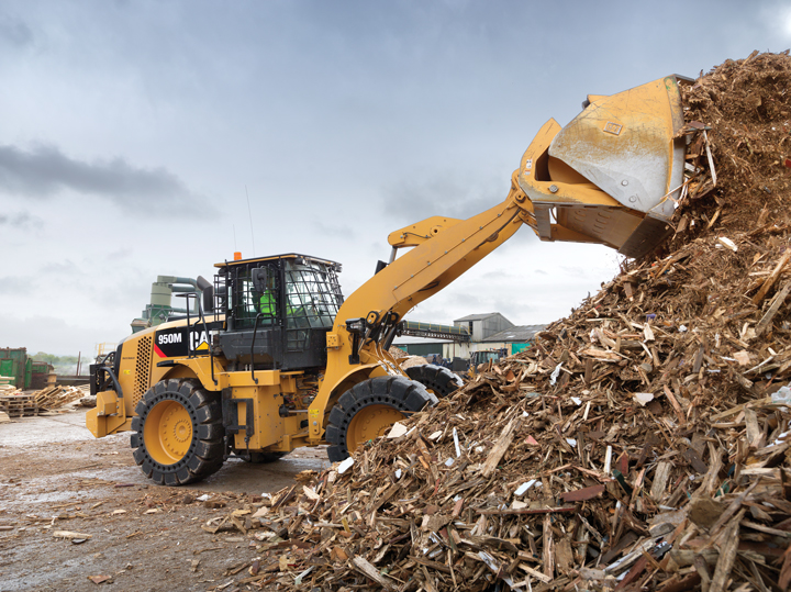 Boom speeds can influence cycle times, so choose a wheel loader to fit your jobsite needs.