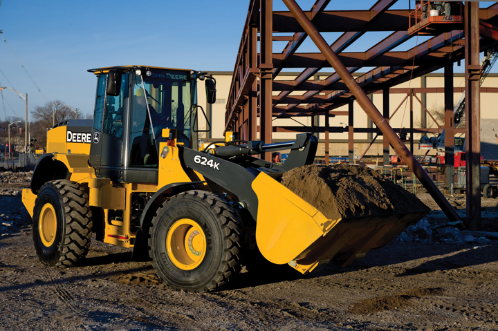 Get the Most from Wheel Loaders With These Expert Tips