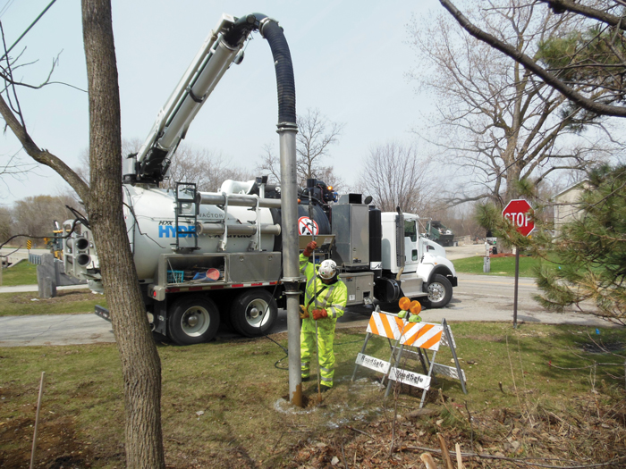 Vactor HXX HydroExcavator Provides Safe, Smart and Reliable Vacuum Excavation