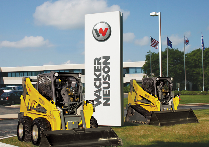 Wacker Neuson Brings Skid Steer, Compact Track Loader Production to the U.S.