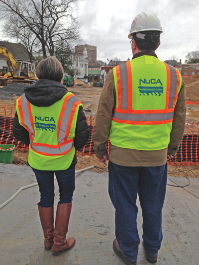 Special NUCA Safety Vests Now in Stock