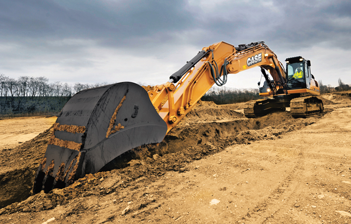 Twelve Manufacturers Size Up Their Excavator Lines Utility Contractor Magazine