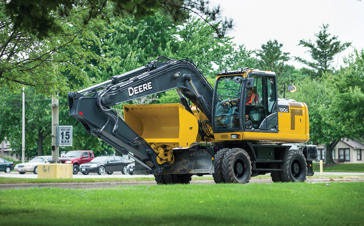 Twelve Manufacturers Size Up their Excavator Lines - Utility