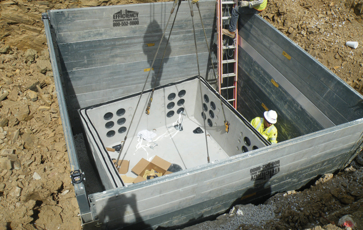 Protect Your Crew with Trench Shoring and Shielding Systems