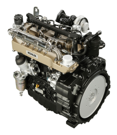 Tier 4 Diesel Engine Updates for Compact Equipment