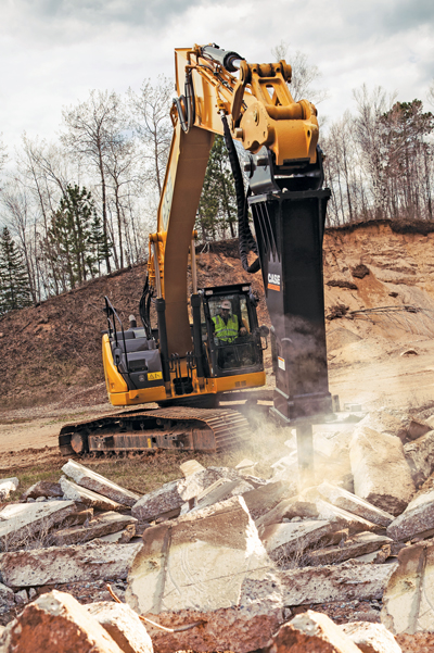 Outfitting an Excavator with the Right Attachment Can Cut Down Costs and Boost Productivity