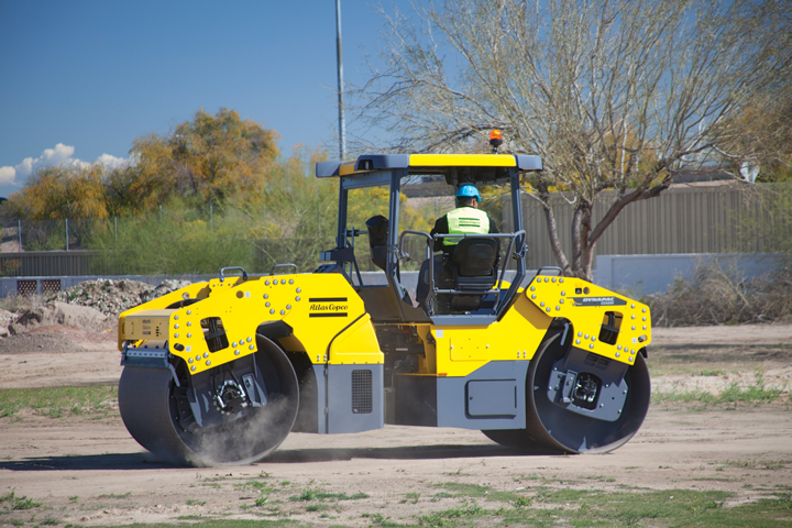 Ergonomically-Designed Compaction Equipment