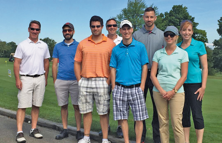 NUCA of Ohio Hosts Its Annual Scholarship Golf Tournament