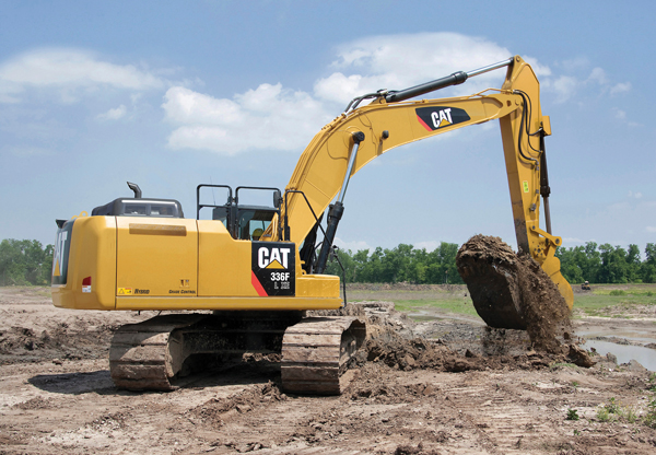 Caterpillar's 336F L XE Provides Fuel Efficiency with No Loss in Production