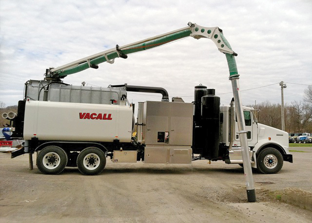 Industry Experts Offer Advice for Efficient  Vacuum Excavation