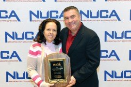 NUCA's 2013 Associate of the Year Awarded to CNA's Helen Prince