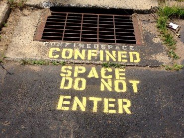 Preparing for Confined Space Entry