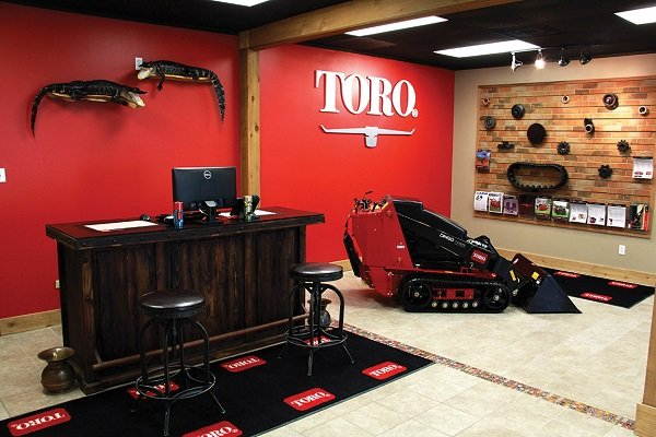 Toro Dealer Opens New Location in Houston
