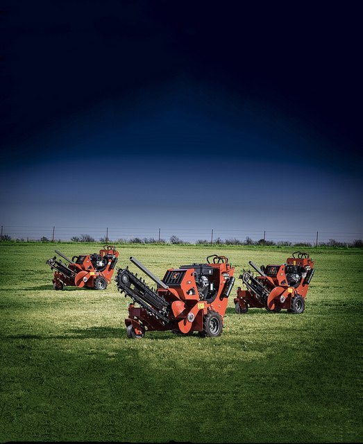 Ditch Witch Unveils C- and CX-Series Walk-Behind Trenchers