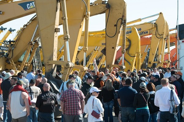 Ritchie Bros. Sells More Than $172 Million of Equipment at Global Auction in Orlando