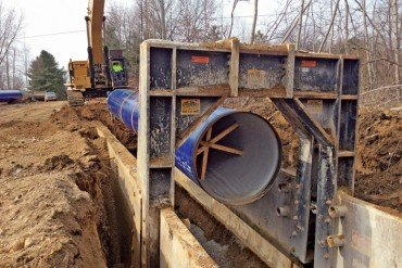 A Michigan Contractor Helps Provide a Long-Term Solution to the Flint Water Crisis