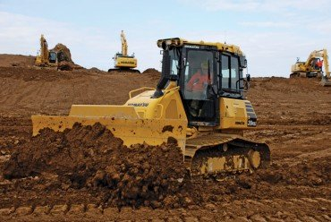 Dozers Plus Grading Systems Equal Success