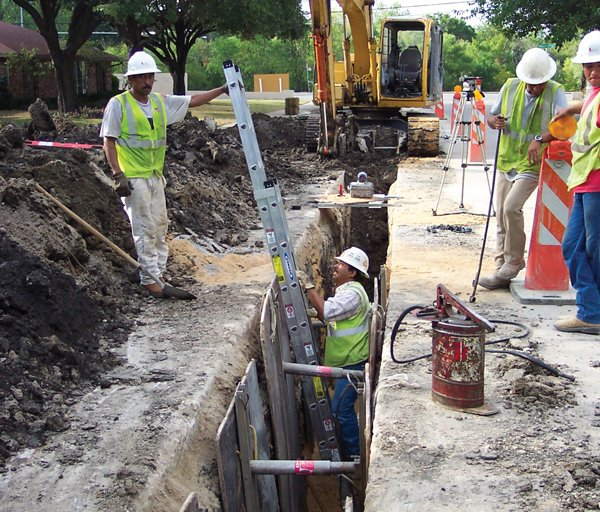 Nuca Sponsors National Trench Safety Stand Down Utility