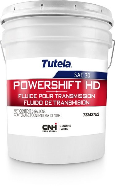 Case Announces Availability of Tutela Powershift HD Transmission Fluid Through Dealer Network