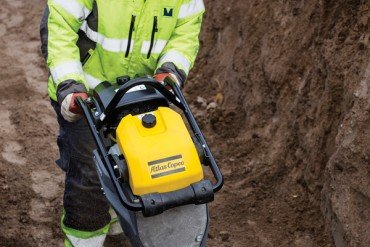 Atlas Copco Breaks Down Light Compaction Equipment