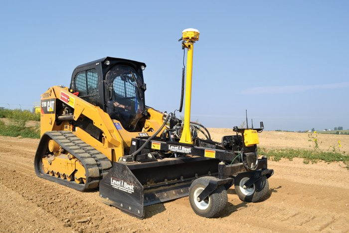 Detailing High-Tech Options in the Grade Control Attachment Market