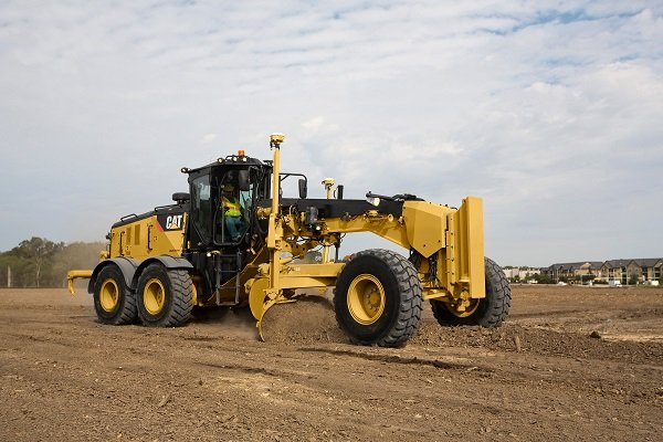 Cat Introduces Its 14M3 Motor Grader