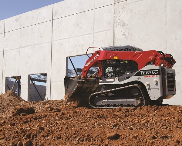 Takeuchi Announces New Tec Inc. as New Dealer
