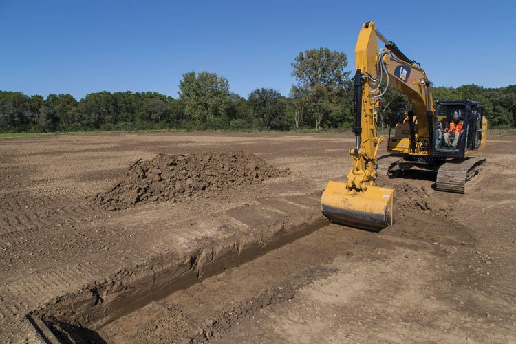 Grading Systems Give Excavator Operators A Helping Hand Utility