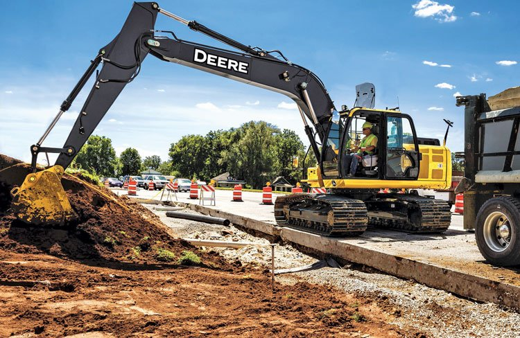 What's the Scoop: John Deere Excavators - Utility Contractor Magazine