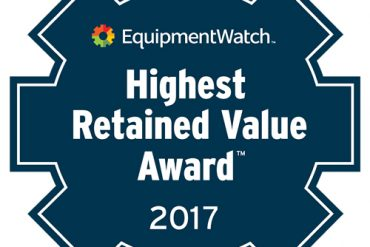 Highest Retained Value Award