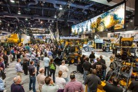 John Deere at CONEXPO