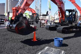 CONEXPO equipment