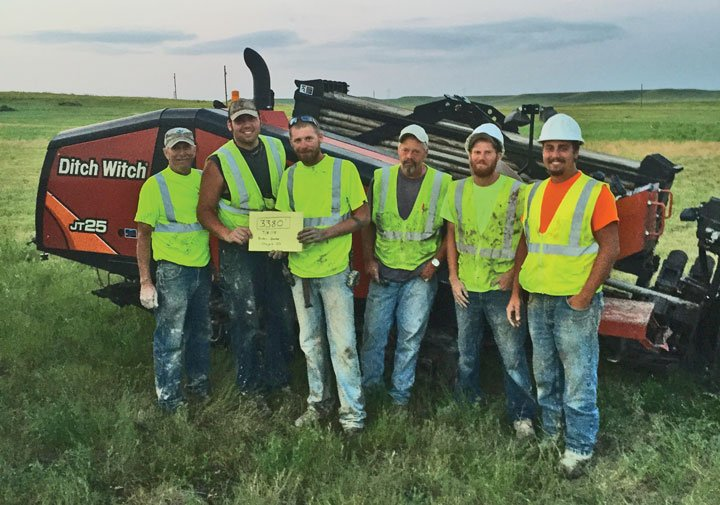 Minnesota Contractor Breaks Ground and Records with New HDD
